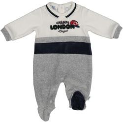 textil Niños Monos / Petos Melby 20N0600 Gris