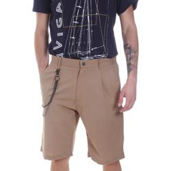 textil Hombre Shorts / Bermudas Antony Morato MMSH00157 FA900118 Beige
