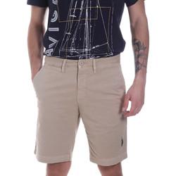 textil Hombre Shorts / Bermudas U.S Polo Assn. 57319 49492 Beige