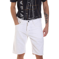 textil Hombre Shorts / Bermudas Antony Morato MMSH00152 FA900123 Blanco