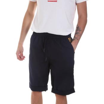 textil Hombre Shorts / Bermudas Antony Morato MMSH00144 FA900118 Azul