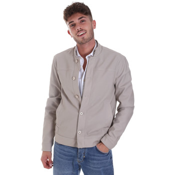 textil Hombre cazadoras Gaudi 011BU38005 Gris