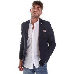 textil Hombre Chaquetas / Americana Sseinse GAE606SS Azul