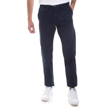 textil Hombre Pantalones chinos Gaudi 821BU25007 Azul