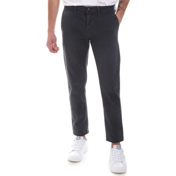 textil Hombre Pantalones chinos Gaudi 821BU25021 Gris