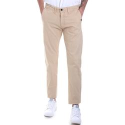 textil Hombre Pantalones chinos Gaudi 821BU25007 Beige