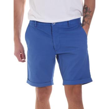 textil Hombre Shorts / Bermudas Gaudi 811FU25023 Azul