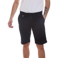 textil Hombre Shorts / Bermudas Antony Morato MMSH00141 FA800129 Azul