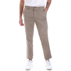 textil Hombre Pantalones chinos Navigare NV55177 Beige