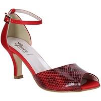 Zapatos Mujer Sandalias Grace Shoes 928008 Rojo