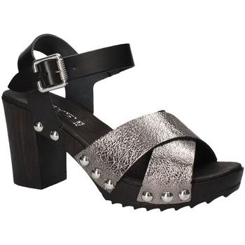 Zapatos Mujer Sandalias Keys 5864 Gris