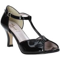 Zapatos Mujer Sandalias Grace Shoes 928010 Negro