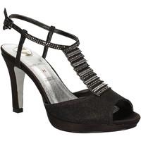 Zapatos Mujer Sandalias Osey SA0443 Negro
