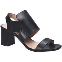 Zapatos Mujer Sandalias Mally 5228 Negro