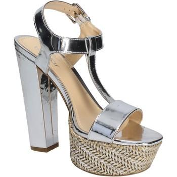 Zapatos Mujer Sandalias Byblos Blu 672135 Otros