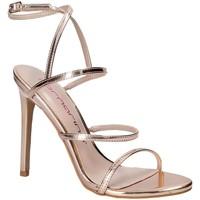 Zapatos Mujer Sandalias Fornarina PE17IN1094Q069 Rosado