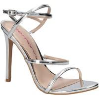 Zapatos Mujer Sandalias Fornarina PE17IN1094Q090 Gris