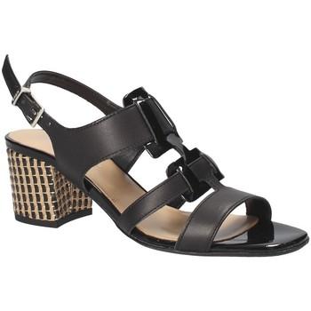 Zapatos Mujer Sandalias Keys 5711 Negro