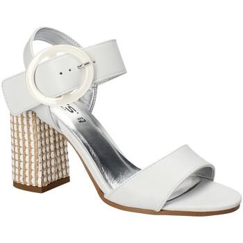 Zapatos Mujer Sandalias Keys 5726 Blanco
