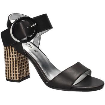 Zapatos Mujer Sandalias Keys 5726 Negro