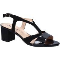 Zapatos Mujer Sandalias Susimoda 2786 Negro