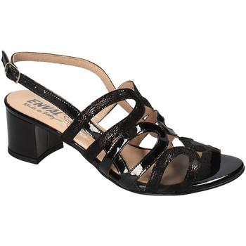 Zapatos Mujer Sandalias Enval 3298300 Negro