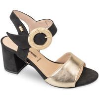 Zapatos Mujer Sandalias Valleverde 28251 Oro