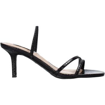 Zapatos Mujer Sandalias Steve Madden SMSLOFT-BLKSNK Negro