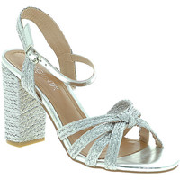 Zapatos Mujer Sandalias Pregunta ICD1719-9 Gris
