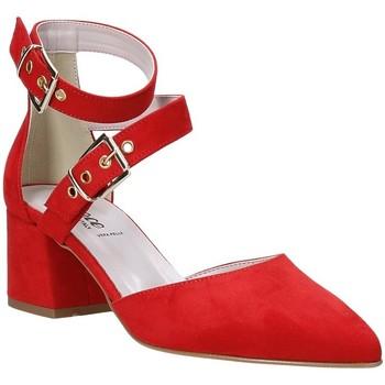 Zapatos Mujer Zapatos de tacón Grace Shoes 774004 Rojo