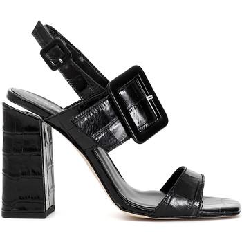 Zapatos Mujer Sandalias Café Noir LE126 Negro