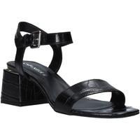 Zapatos Mujer Sandalias Café Noir LF121 Negro