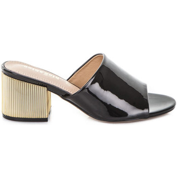 Zapatos Mujer Zuecos (Mules) Gold&gold A19 GJ113 Negro