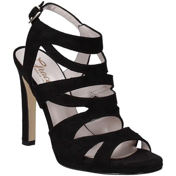 Zapatos Mujer Sandalias Grace Shoes 2383003 Negro