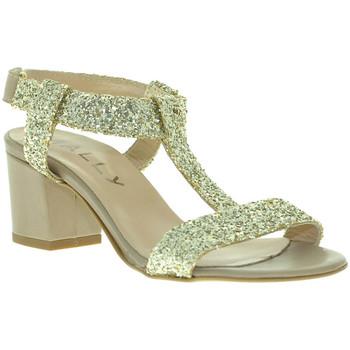 Zapatos Mujer Sandalias Mally 3895 Beige
