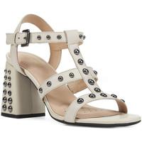 Zapatos Mujer Sandalias Geox D92DTB 00043 Rosado