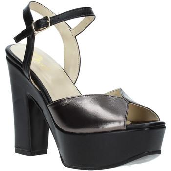 Zapatos Mujer Sandalias Grace Shoes TQ 074 Negro