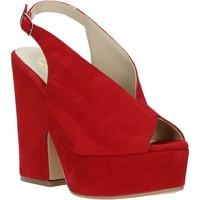 Zapatos Mujer Sandalias Grace Shoes ALBA 107 Rojo