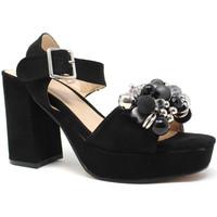 Zapatos Mujer Sandalias Onyx S19-SOX467 Negro