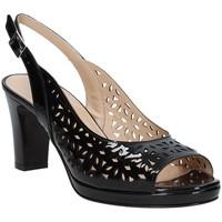 Zapatos Mujer Sandalias Soffice Sogno E9390 Negro