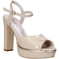 Zapatos Mujer Sandalias Grace Shoes 5753003 Beige