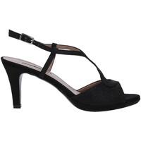 Zapatos Mujer Sandalias Louis Michel 5016 Negro
