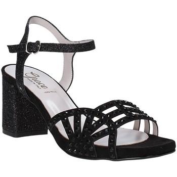 Zapatos Mujer Sandalias Grace Shoes 116V004 Negro