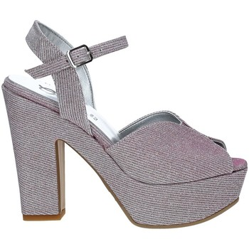Zapatos Mujer Sandalias Grace Shoes FLY Rosado