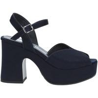 Zapatos Mujer Sandalias Grace Shoes TETY Azul