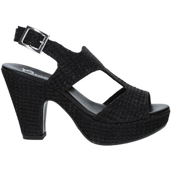 Zapatos Mujer Sandalias Grace Shoes SOMI Negro