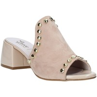 Zapatos Mujer Zuecos (Mules) Grace Shoes 1576006 Beige