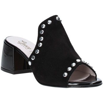 Zapatos Mujer Zuecos (Mules) Grace Shoes 1576006 Negro
