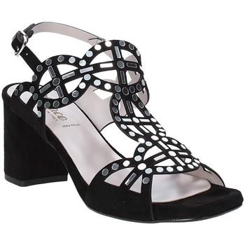 Zapatos Mujer Sandalias Grace Shoes 116002 Negro