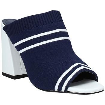 Zapatos Mujer Zuecos (Mules) Exé Shoes I487F0836H22 Azul